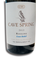 Cave Spring CSV Riesling 2012