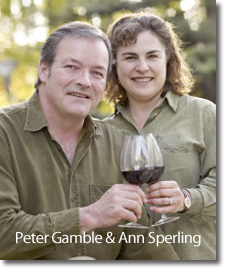 Peter Gamble and Ann Sperling